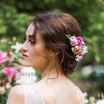 Свадебная прическа а греческом стиле